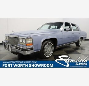 1984 Cadillac Fleetwood Brougham for sale 101387470