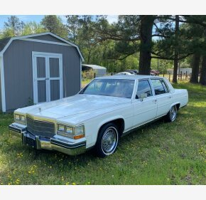 1984 Cadillac Fleetwood Brougham Sedan for sale 101394354