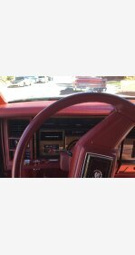 1984 Cadillac Seville for sale 100844682