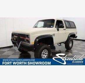 1984 Chevrolet Blazer for sale 101324674