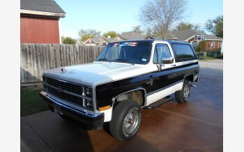 1984 Chevrolet Blazer 4WD for sale 101494504