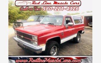 1984 Chevrolet Blazer 4WD for sale 101566603