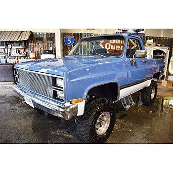1984 Chevrolet Blazer for sale 101592114