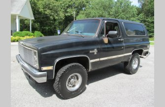 1984 Chevrolet Blazer for sale 101351353