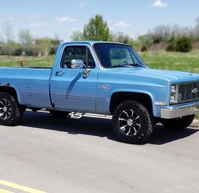 1984 Chevrolet C/K Truck 2WD Regular Cab 2500 for sale 101318211