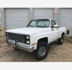 1984 Chevrolet C/K Truck for sale 100962479