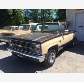 1984 Chevrolet C/K Truck for sale 100995573