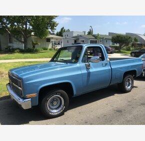 1984 Chevy Silverado >> 1984 Chevrolet C K Truck Classics For Sale Classics On