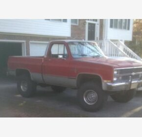 1984 Chevrolet C/K Truck for sale 101036215