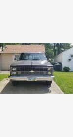 1984 Chevrolet C/K Truck for sale 101044477