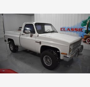 1984 Chevrolet C/K Truck for sale 101091157
