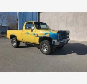 1984 Chevrolet C/K Truck for sale 101091622