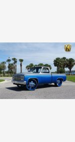1984 Chevrolet C/K Truck 2WD Regular Cab 1500 for sale 101111671