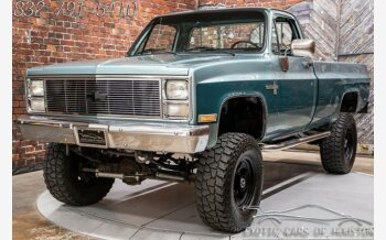 1984 Chevrolet C/K Truck 4x4 Regular Cab 2500 for sale 101285729