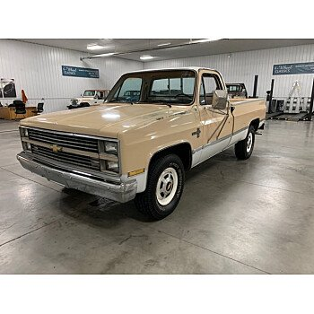 1984 Chevrolet C/K Truck for sale 101360000