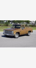 1984 Chevrolet C/K Truck 2WD Regular Cab 1500 for sale 101376634