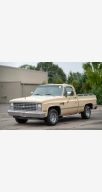 1984 Chevrolet C/K Truck 2WD Regular Cab 1500 for sale 101380108