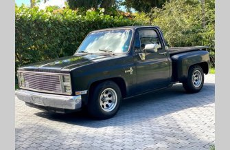 1984 Chevrolet C/K Truck for sale 101391576
