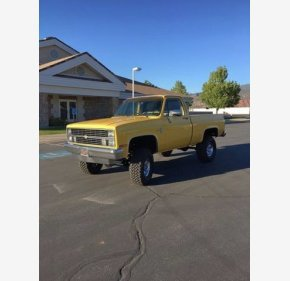 1984 Chevrolet C/K Truck for sale 101393984