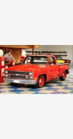 1984 Chevrolet C/K Truck 2WD Regular Cab 1500 for sale 101396668
