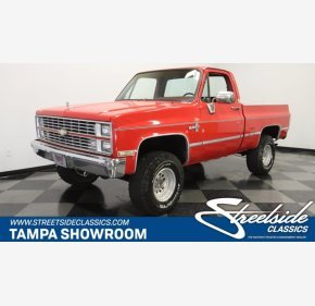 1984 Chevrolet C/K Truck for sale 101398514