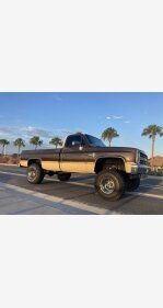 1984 Chevrolet C/K Truck Silverado for sale 101411135