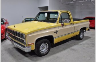 1984 Chevrolet C/K Truck 2WD Regular Cab 1500 for sale 101494733