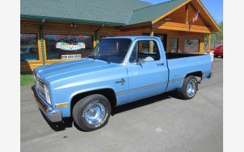 1984 Chevrolet C/K Truck 2WD Regular Cab 1500 for sale 101509515
