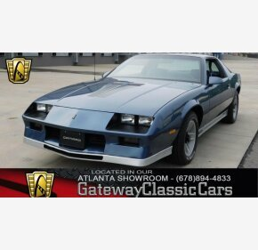 1984 Chevrolet Camaro Z28 for sale 101002043