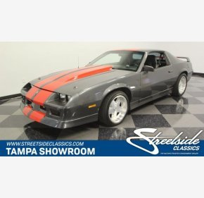 1984 Chevrolet Camaro for sale 101084572
