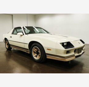 1984 Chevrolet Camaro Coupe for sale 101156432
