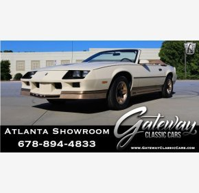 1984 Chevrolet Camaro Coupe for sale 101194121