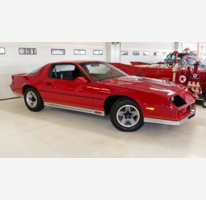 1984 Chevrolet Camaro Coupe for sale 101203062