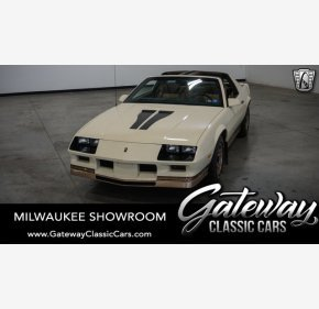 1984 Chevrolet Camaro Coupe for sale 101240798
