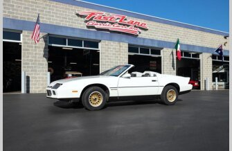 1984 Chevrolet Camaro for sale 101413558