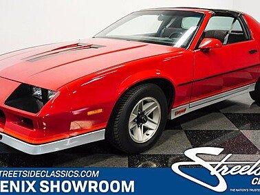 1984 Chevrolet Camaro for sale 101501010