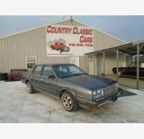 1984 Chevrolet Celebrity Sedan for sale 101427488