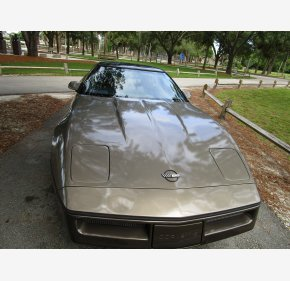1984 Chevrolet Corvette Coupe for sale 101010076