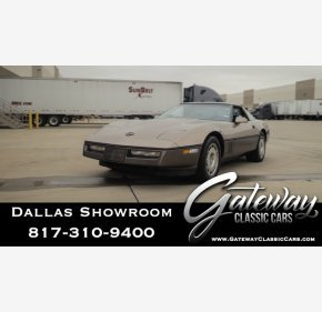1984 Chevrolet Corvette Coupe for sale 101230676