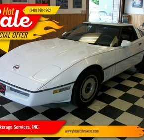 1984 Chevrolet Corvette Coupe for sale 101234506