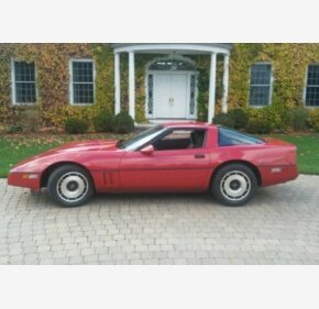 1984 Chevrolet Corvette Coupe for sale 101258720