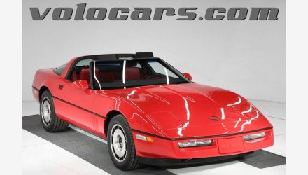 1984 Chevrolet Corvette Coupe for sale 101260356