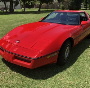 1984 Chevrolet Corvette Coupe for sale 101260900