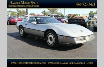 1984 Chevrolet Corvette Coupe for sale 101300632
