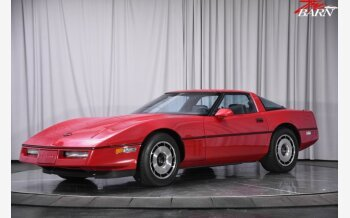1984 Chevrolet Corvette Coupe for sale 101347929