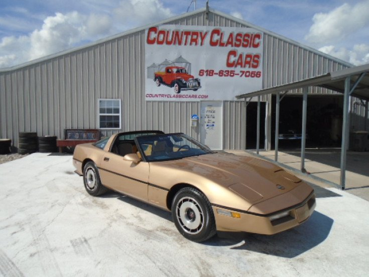 1984 Chevrolet Corvette for sale 101373068