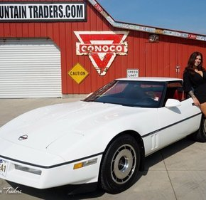 1984 Chevrolet Corvette Coupe for sale 101407588
