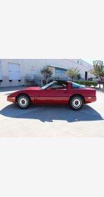 1984 Chevrolet Corvette Coupe for sale 101420168