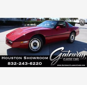 1984 Chevrolet Corvette Coupe for sale 101420168