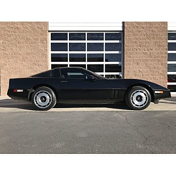 1984 Chevrolet Corvette Coupe for sale 101426038